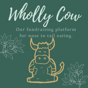 wholy cow, 100% grass fed beef, beef, cow share, fundraising
